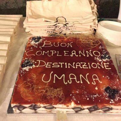 Che cosa significa cambiare vita: buon compleanno Destinazione Umana