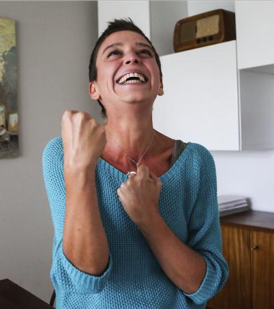 Testimonial del CAMBIAMENTO: intervista a Francesca Sanzo