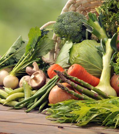 L'orto dello chef: amare la cucina coltivandola