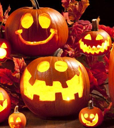 Quando eravamo bambine ad Halloween