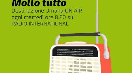 """Mollo Tutto puntata 44 / 25 luglio 17 / Ivano di """"BoscoBo"""""""