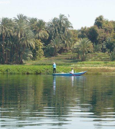 Sul Nilo in feluca: diario ispirazionale