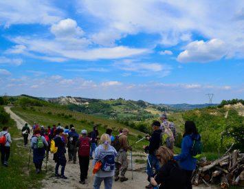 La Battaglia di Zappolino, Trekking in Valsamoggia
