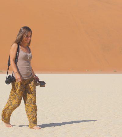 Il TravelKarma di Rosanna, geografa esploratrice e giramondo