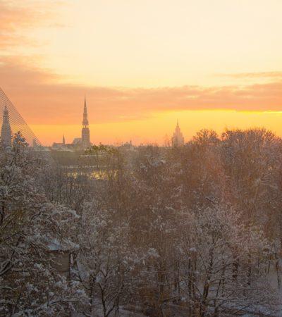 La Lettonia trasforma un viaggio di lavoro in magia (Parte 1)