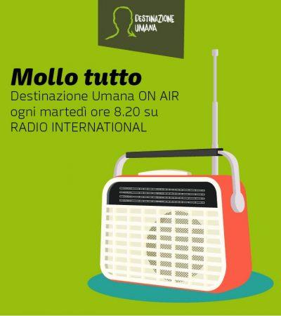 Mollo tutto/ Puntata 15 / 19 Dicembre 2017 / Debora Marchesini