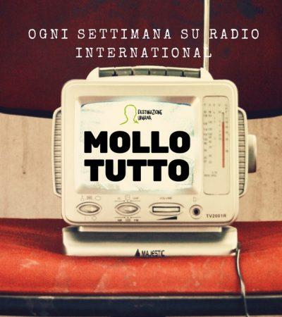 Mollo tutto / Puntata 16 / 9 gennaio 2018/ Nicola Barbuto