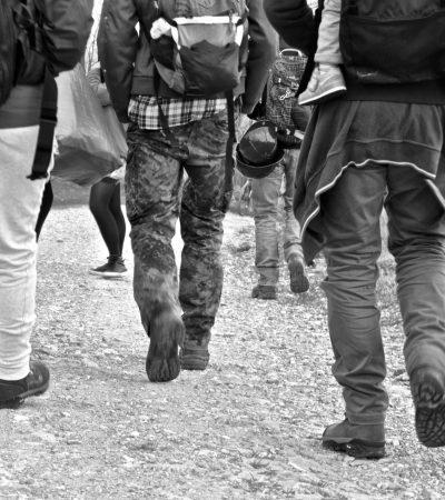 Come uscire dalla crisi con un viaggio? Camminando!