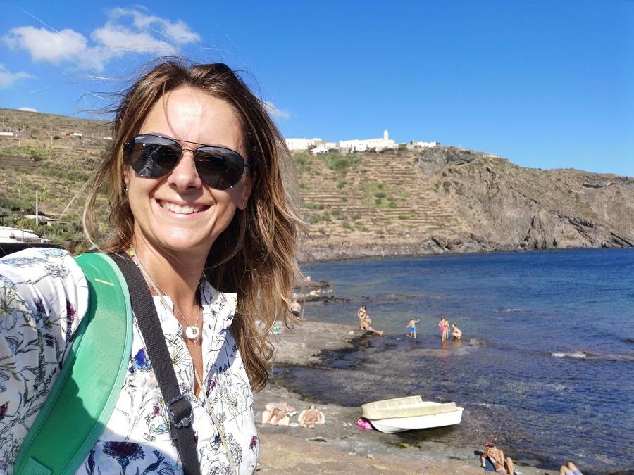 milena travel blogger